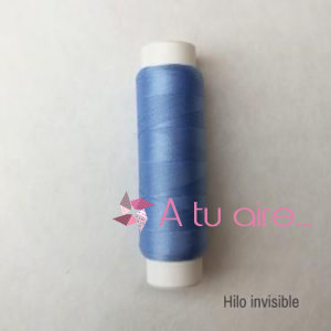 Hilo invisible Rosello celeste