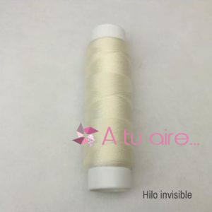 Hilo invisible Rosello crema