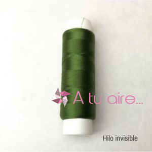 hilo invisible Rosello verde kaki