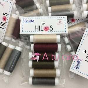 hilo invisible rosello coleccion a tu aire